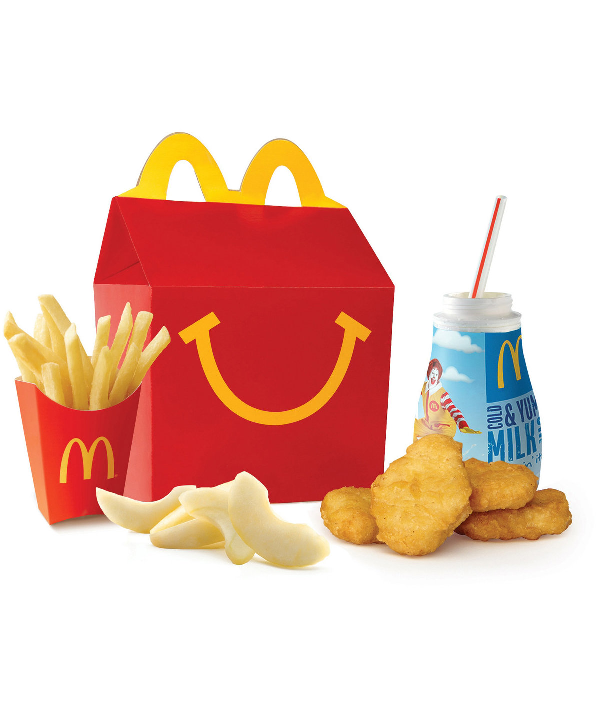 The Healthiest Kid's Meals at Fast Food Chains