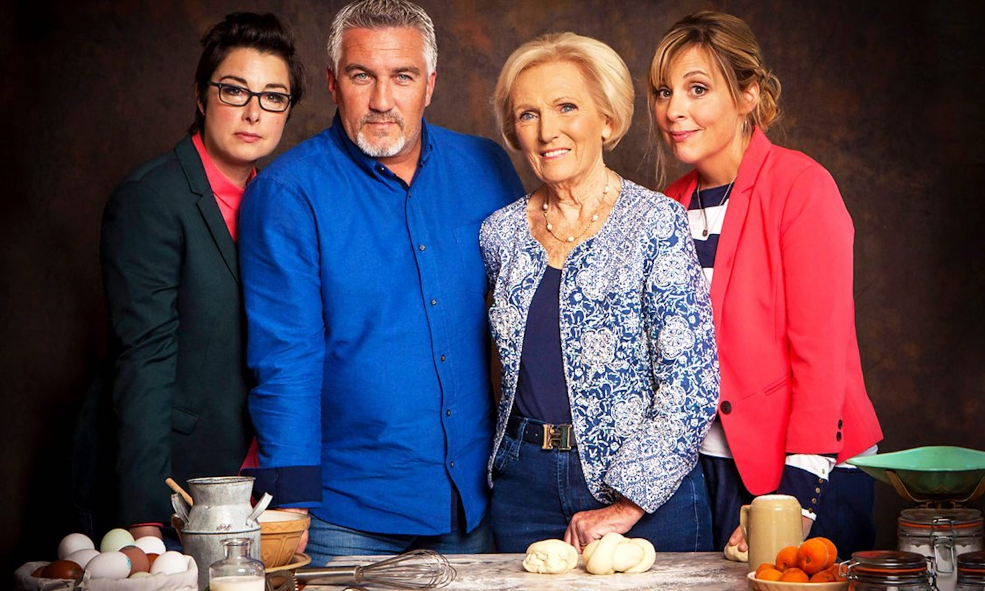42 Terms from the 'The Great British Baking Show,' Explained