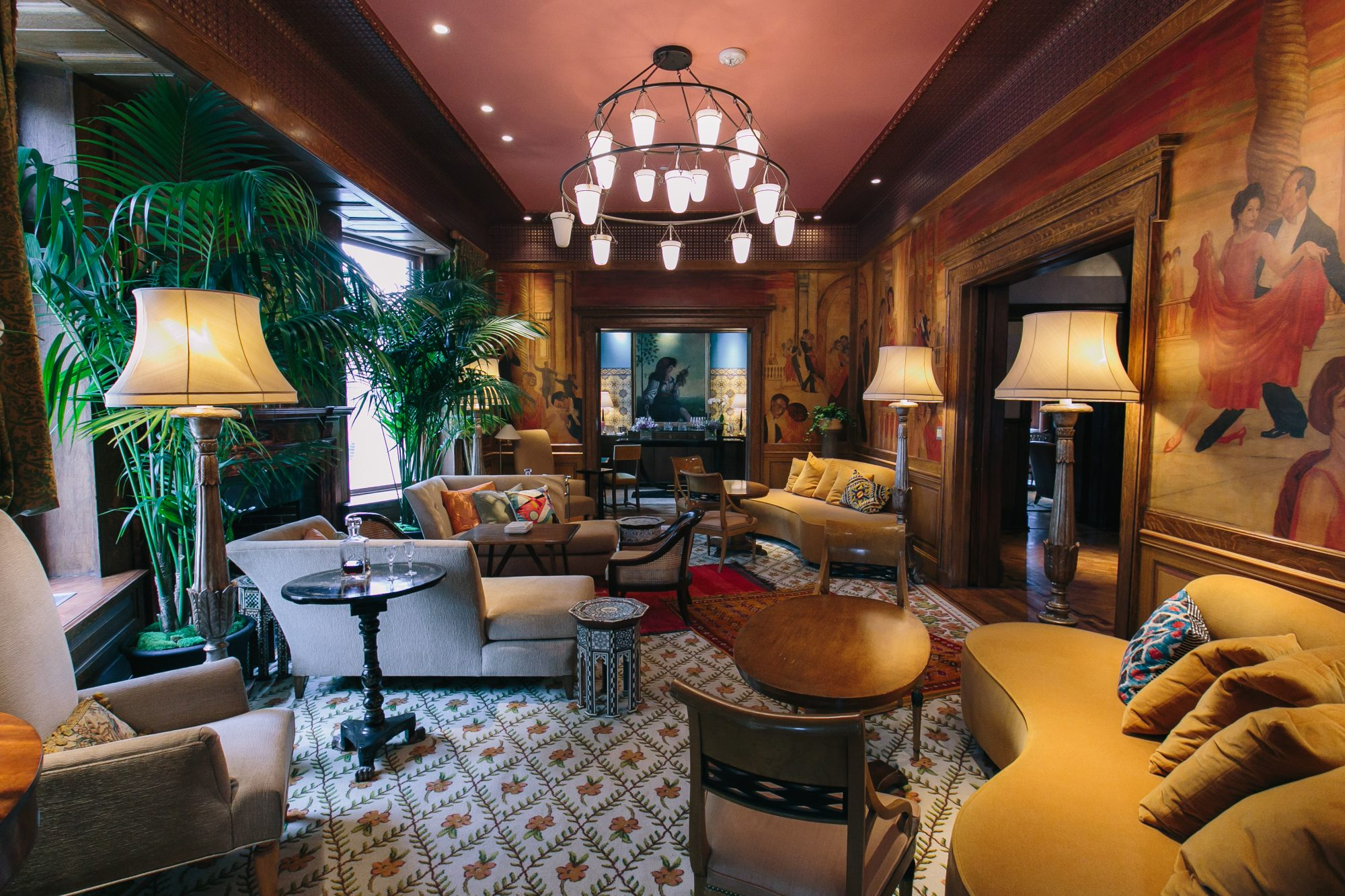 The Ivy Hotel in Baltimore, Maryland