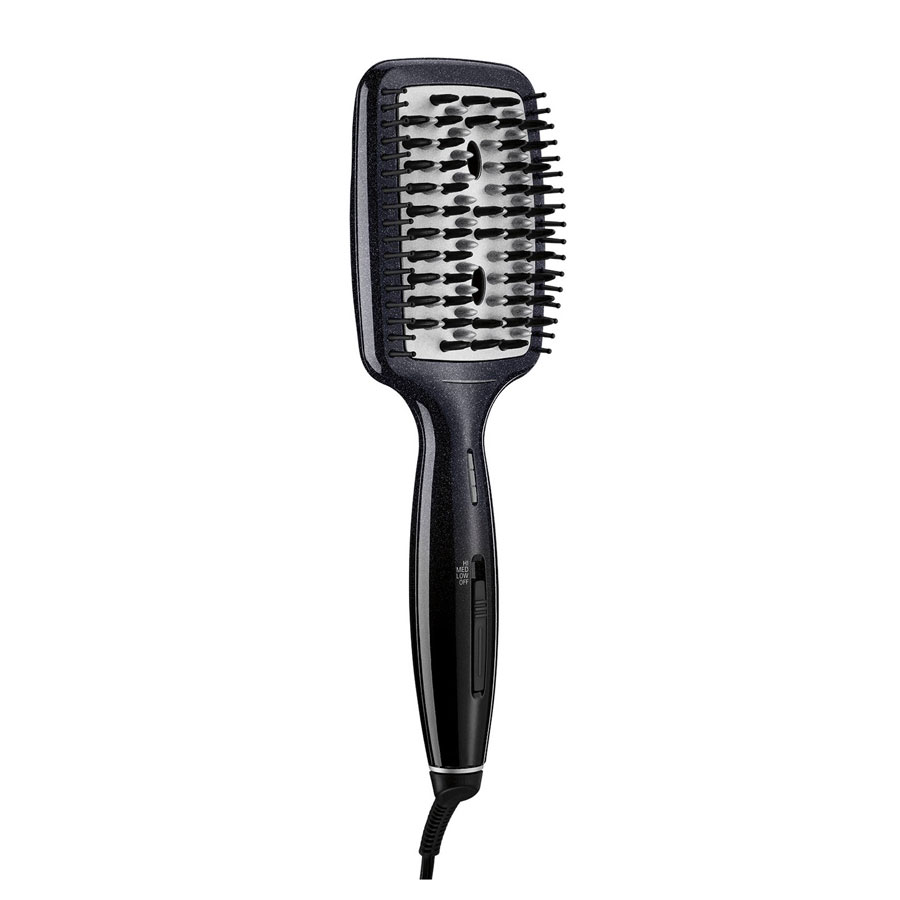Conair Infiniti Pro Diamond-Brilliance Ceramic Hot Paddle Brush