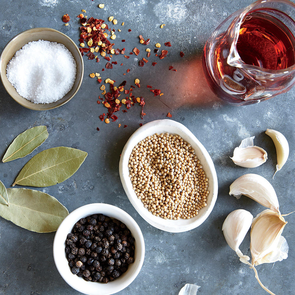 Pickling Herbs and Spices