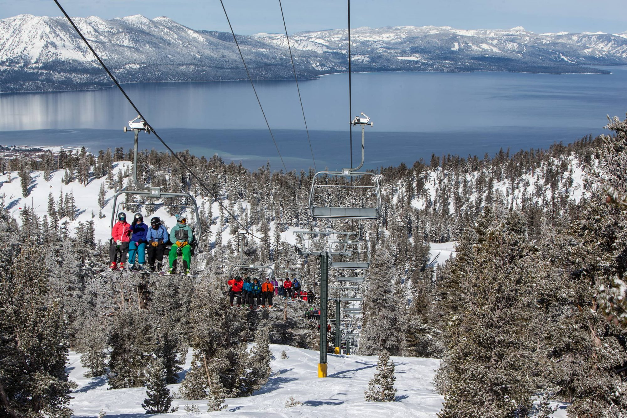 Stateline, Nevada is one of the best places to travel in 2018