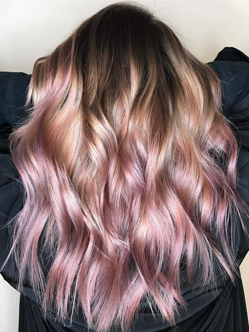 These 3 Hair Color Trends Are About to Be Huge for Brunettes 80296aa31958a82f4b9ed08536dc340a