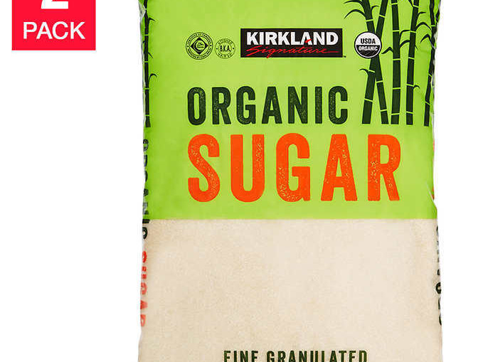 12 Healthy Items That Are Cheaper at Costco Than on Amazon Organic%20Sugar