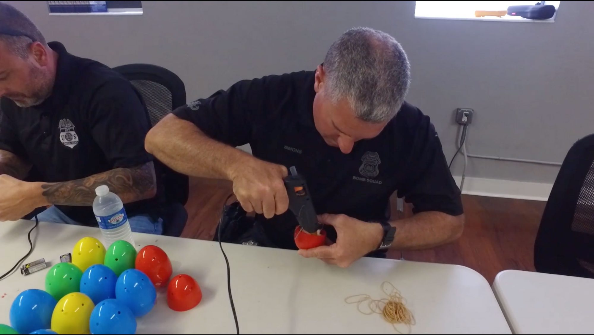 Southern Living Tampa Bay Bomb Squad Easter Eggs