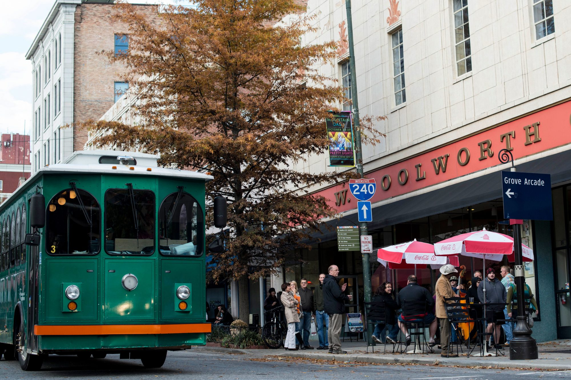 5. Asheville, North Carolina
