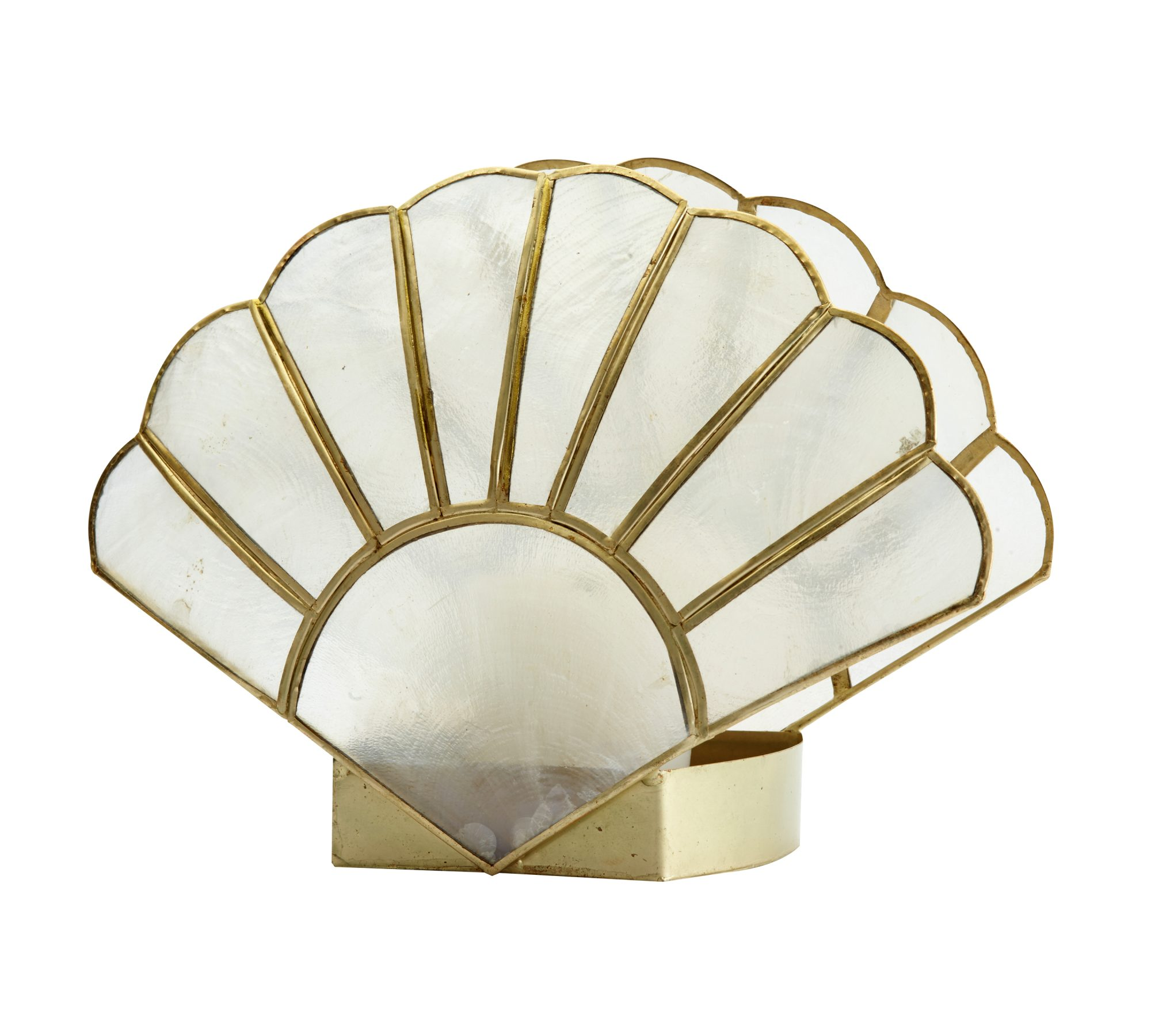 Capiz Shell Candle Votive