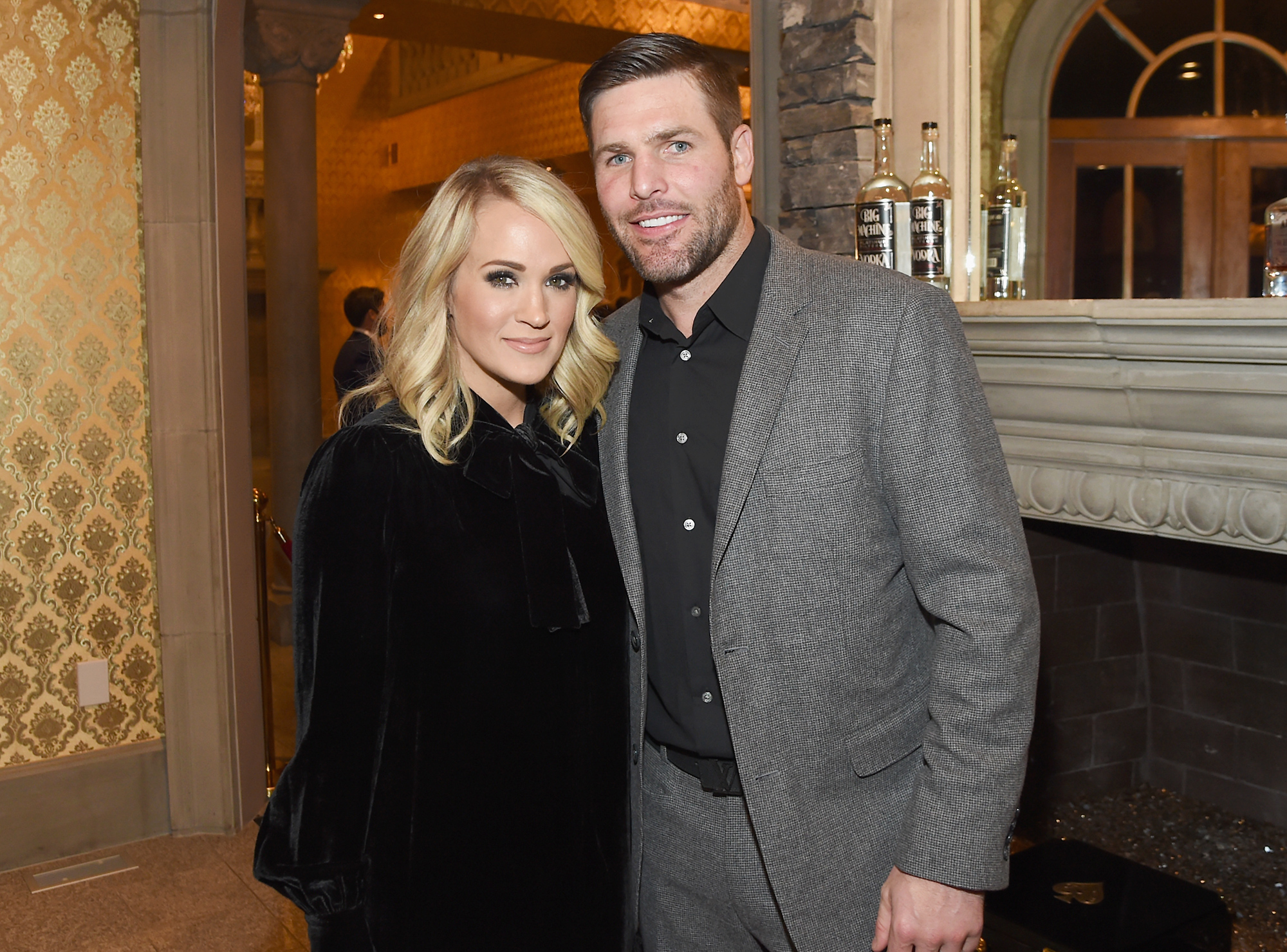 Carrie Underwood's Husband Wishes Her a Happy Birthday — and Teases Her for Throwback Hairstyle carrie-underwood3