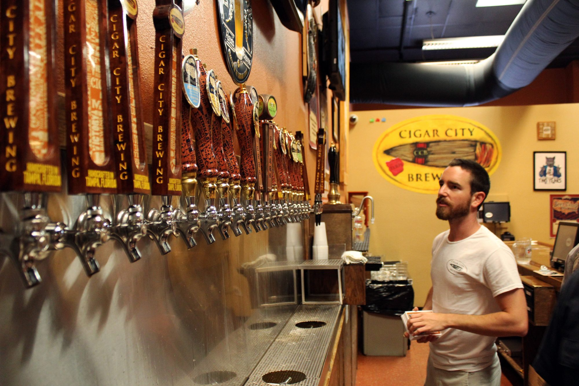Florida: Cigar City Brewing