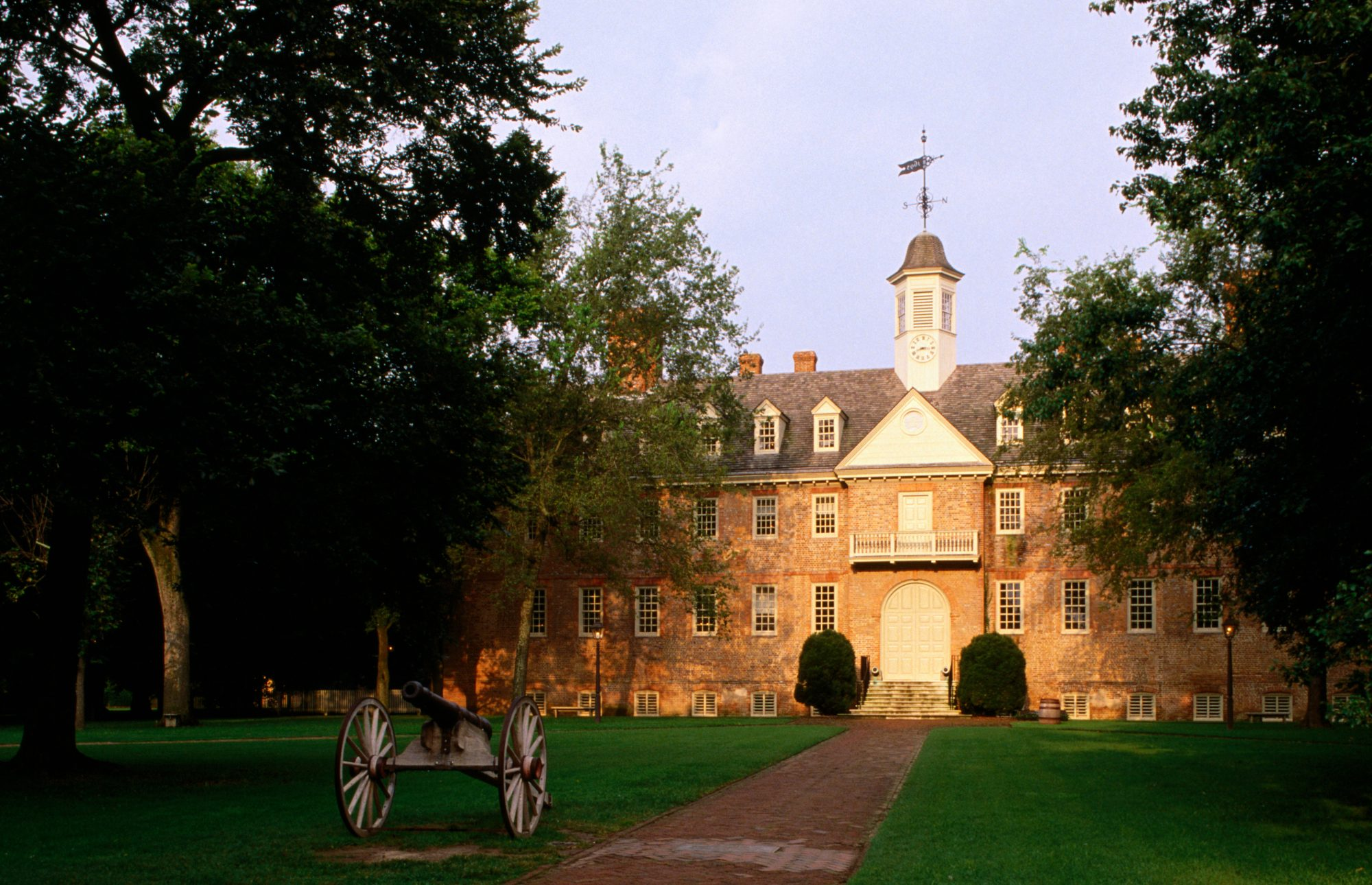 1. Williamsburg, Virginia