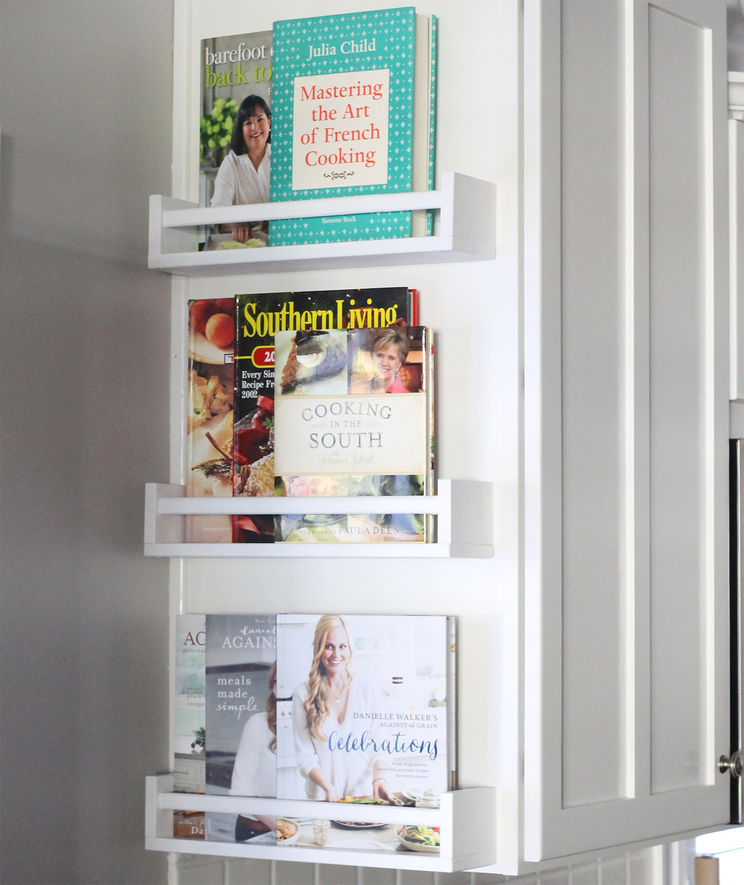 Make Space for Cookbooks