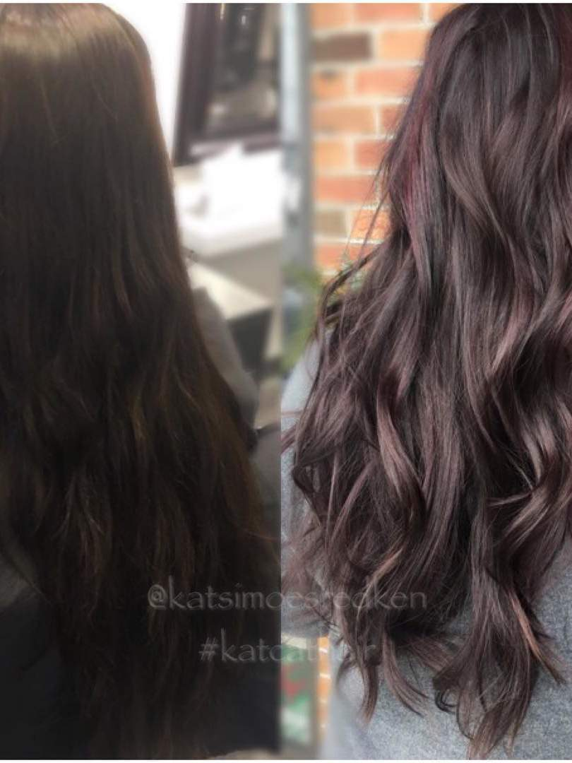 These 3 Hair Color Trends Are About to Be Huge for Brunettes d5ec9558725f51dfc006b7590ae34205