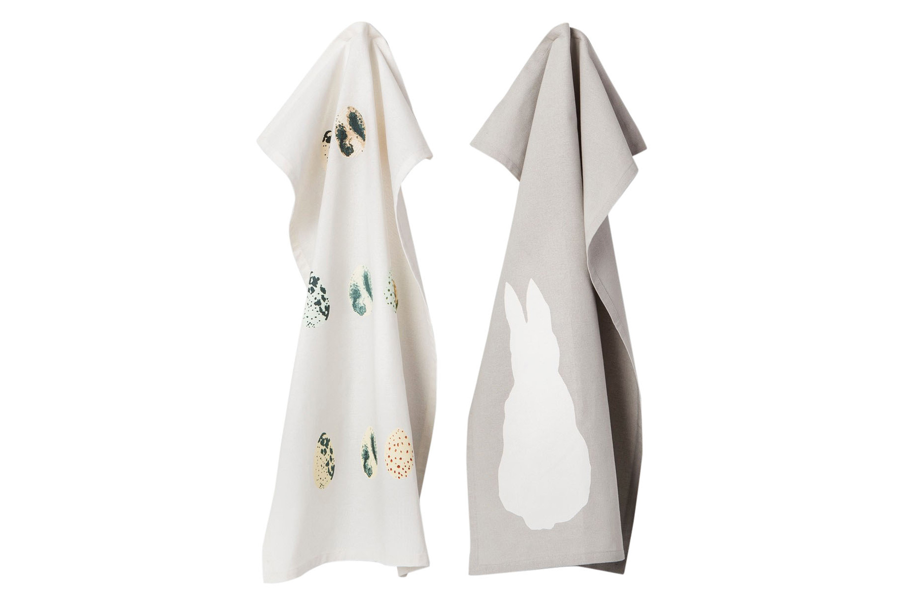 Easter Basket Ideas for Adults, kitchen towels