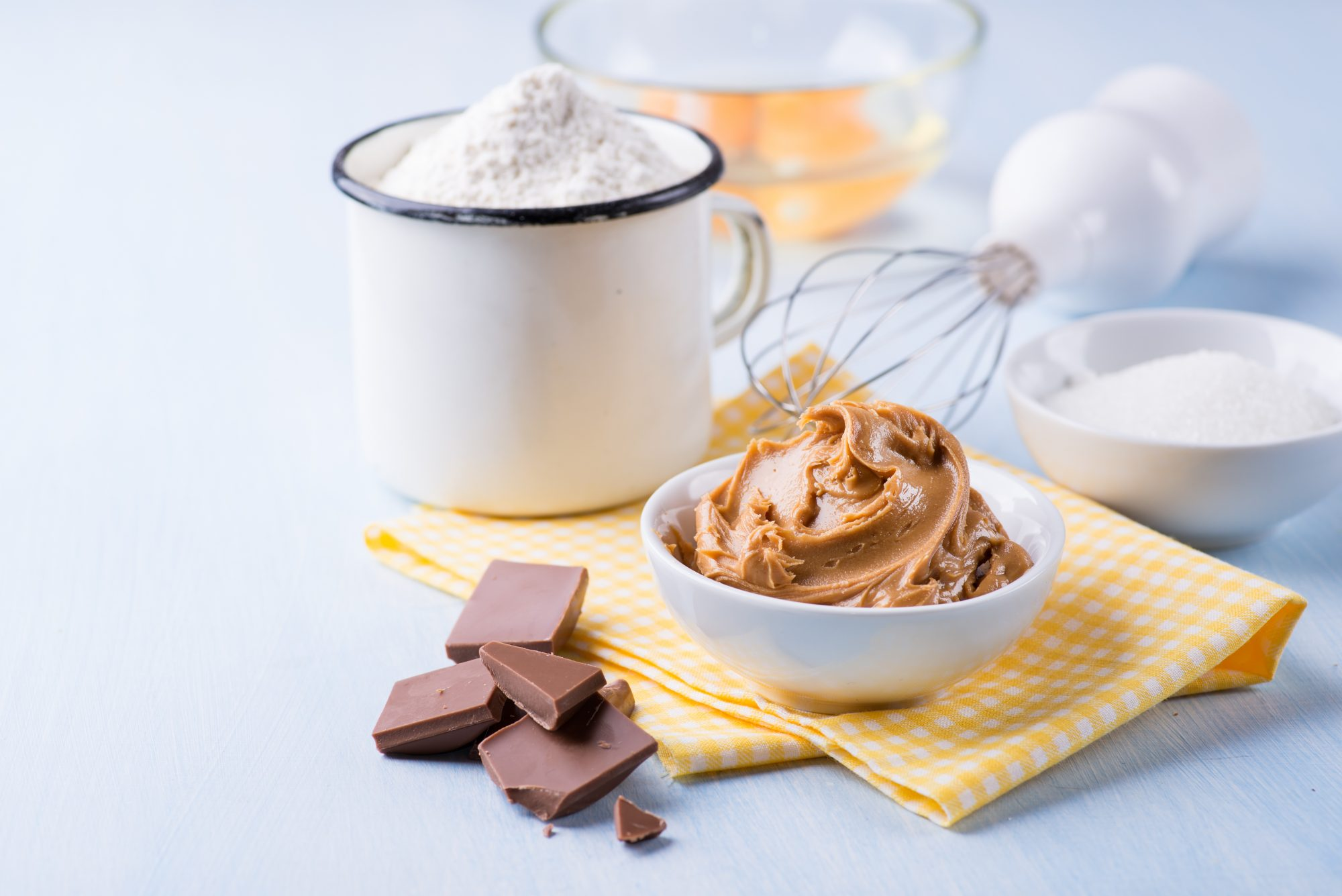 Peanut Butter Egg Ingredients