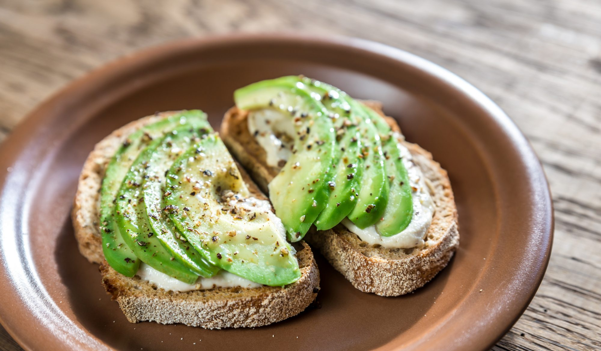 Southern Living Chip Gaines Avocado Toast