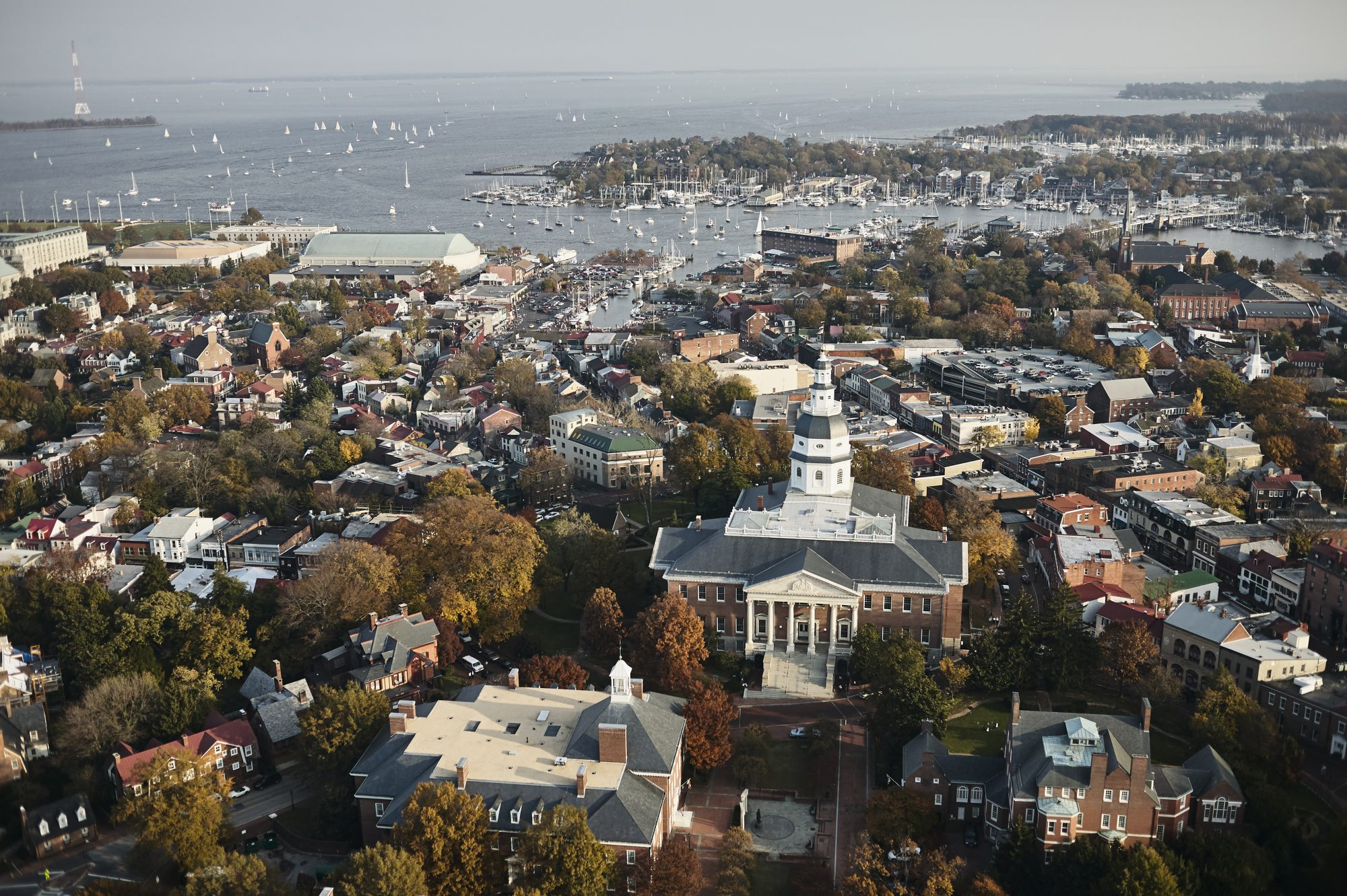 4. Annapolis, Maryland