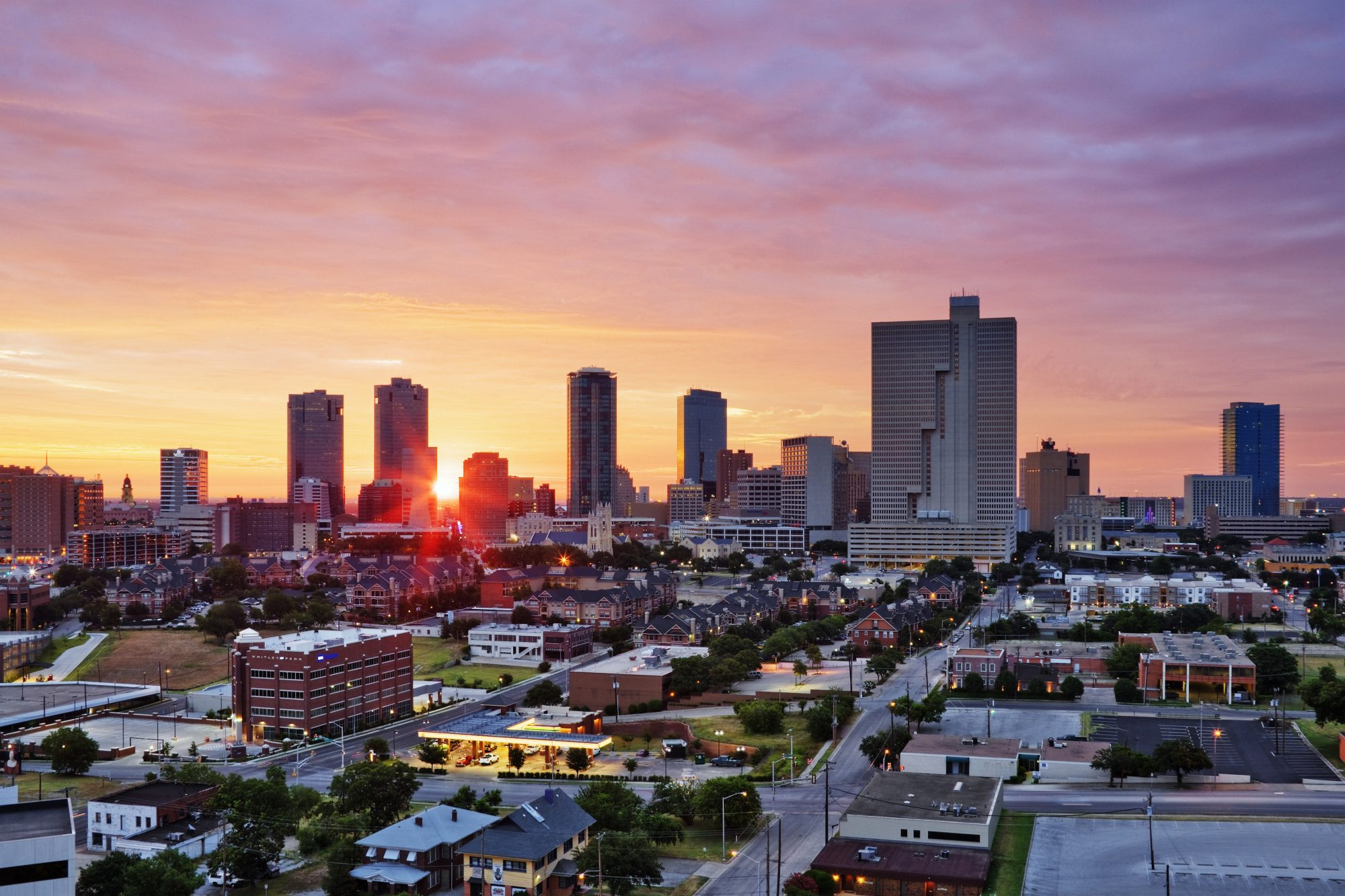 10. Fort Worth, Texas