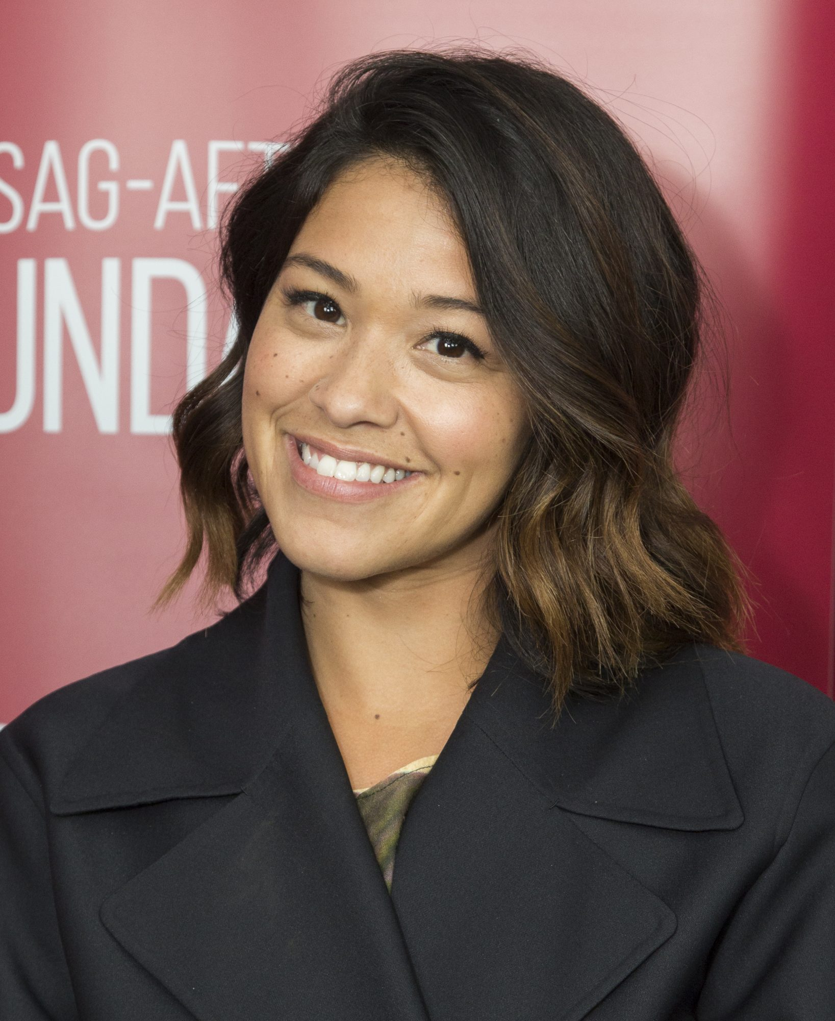 Gina Rodriguez's Subtle Color
