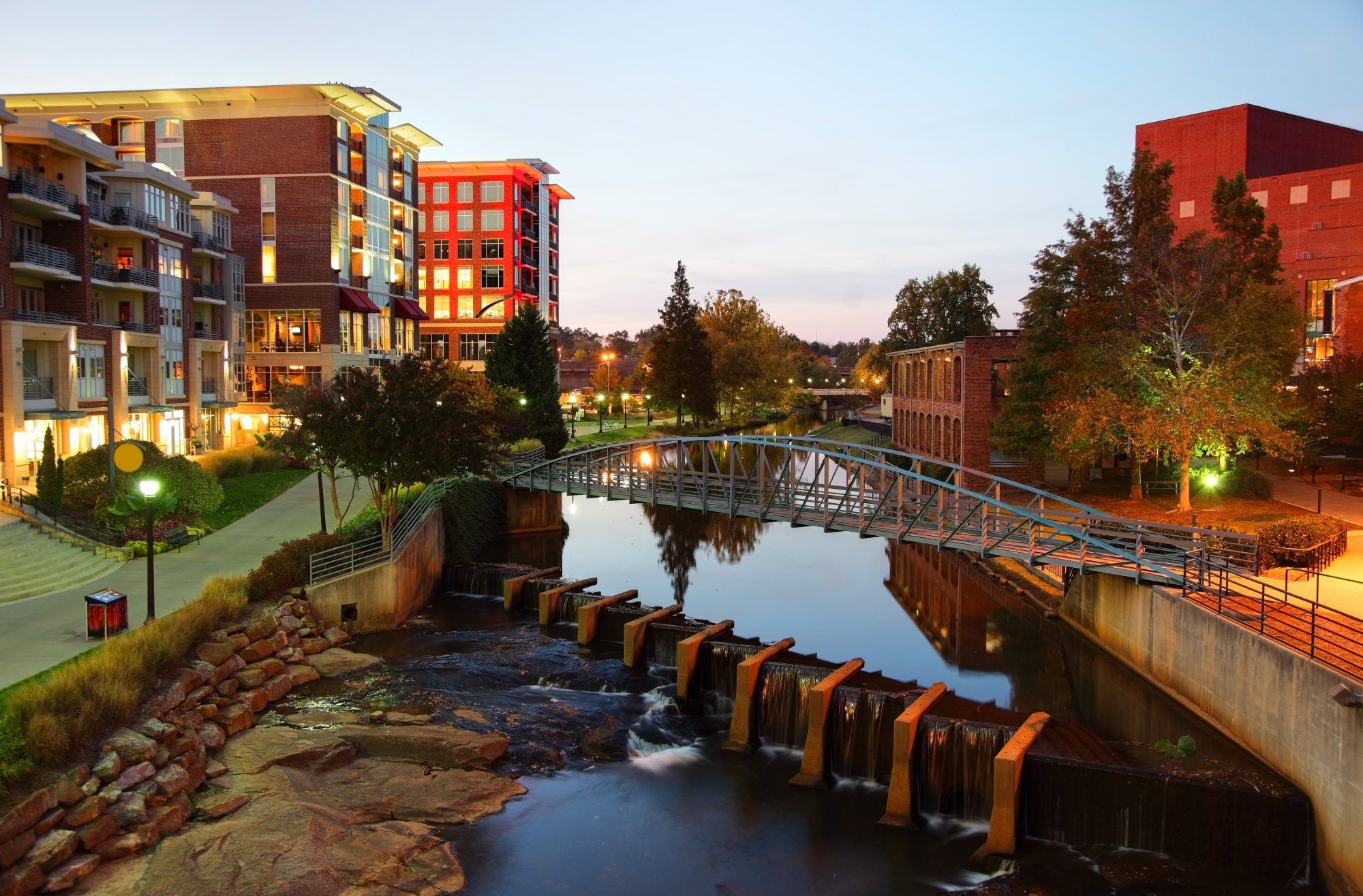 Downtown Greenville, SC