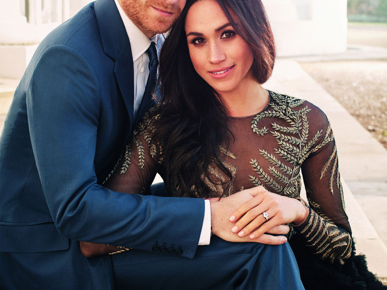 Meghan Markle's Royal Wardrobe: Here's Who Pays for It, and Why She Can't Accept Free Clothes harry-meghan-21