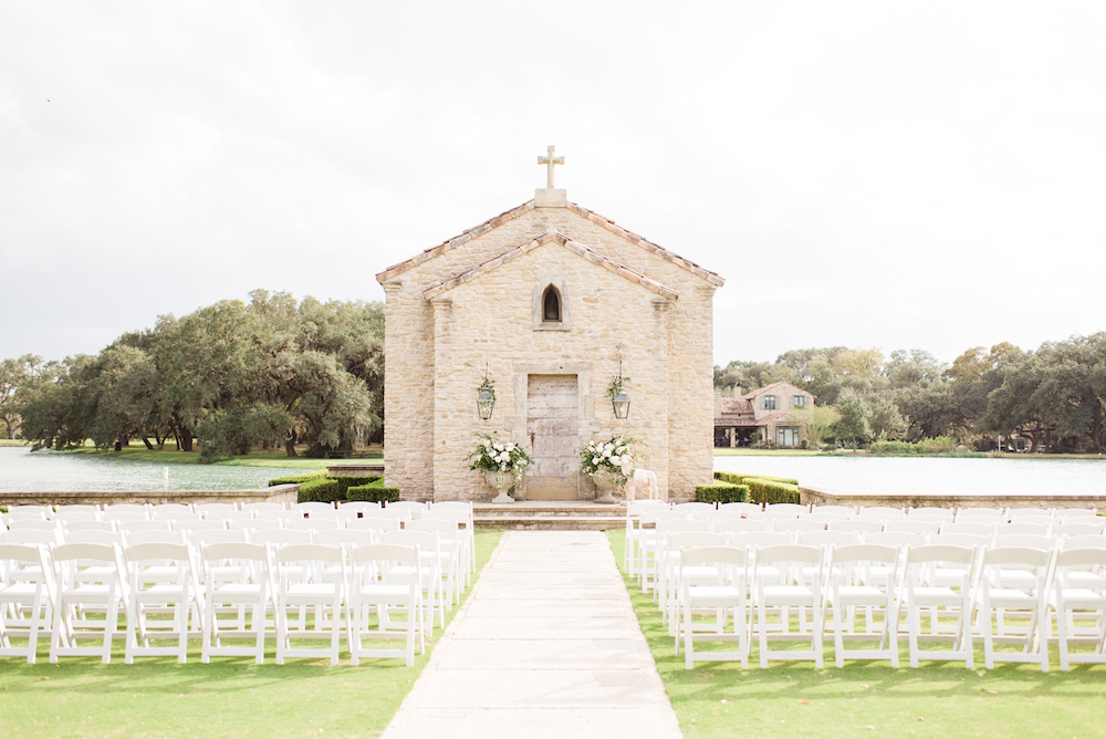 Serene Chapel Ceremony