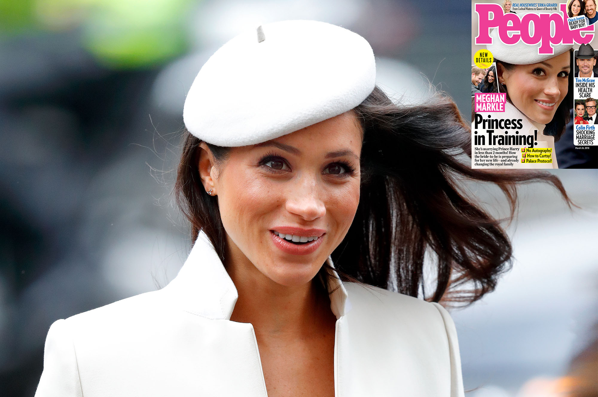 Meghan Markle's Royal Wardrobe: Here's Who Pays for It, and Why She Can't Accept Free Clothes meghan-story1