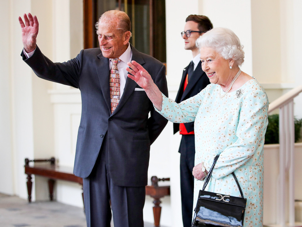 Prince Philip Abruptly Cancels Maundy Church Service with the Queen Prompting Health Fears queen1