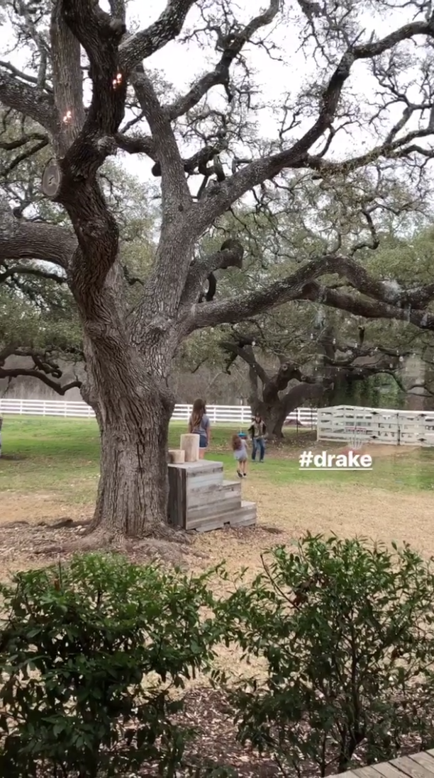 Chip and Joanna Gaines' 12-Year-Old Son, Drake, Hams It Up Like Dad During Backyard Playdate screen-shot-2018-03-05-at-9-25-57-am