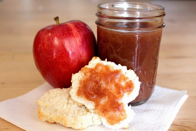 Three-Ingredient Slow-Cooker Apple Butter