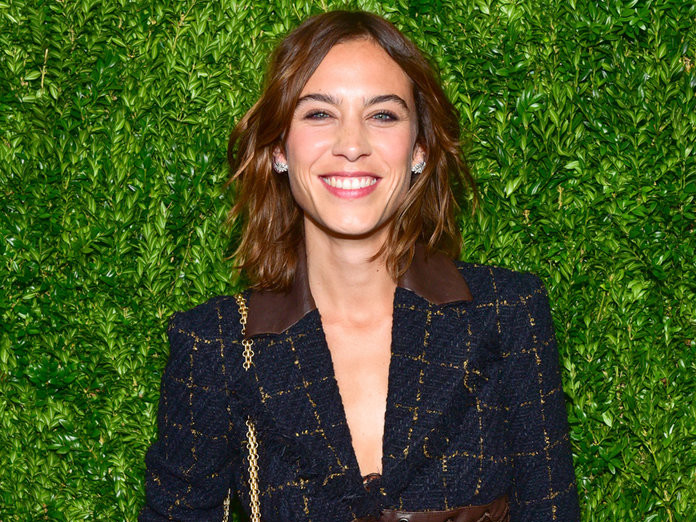 The Coolest Way to Wear Your Bob This Spring 041818-alexa-chung-hair-embed