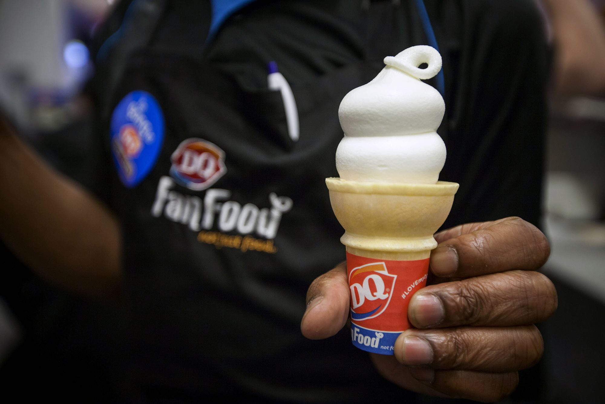 Inside Manhattan's First Dairy Queen Location Ahead of the Grand Opening