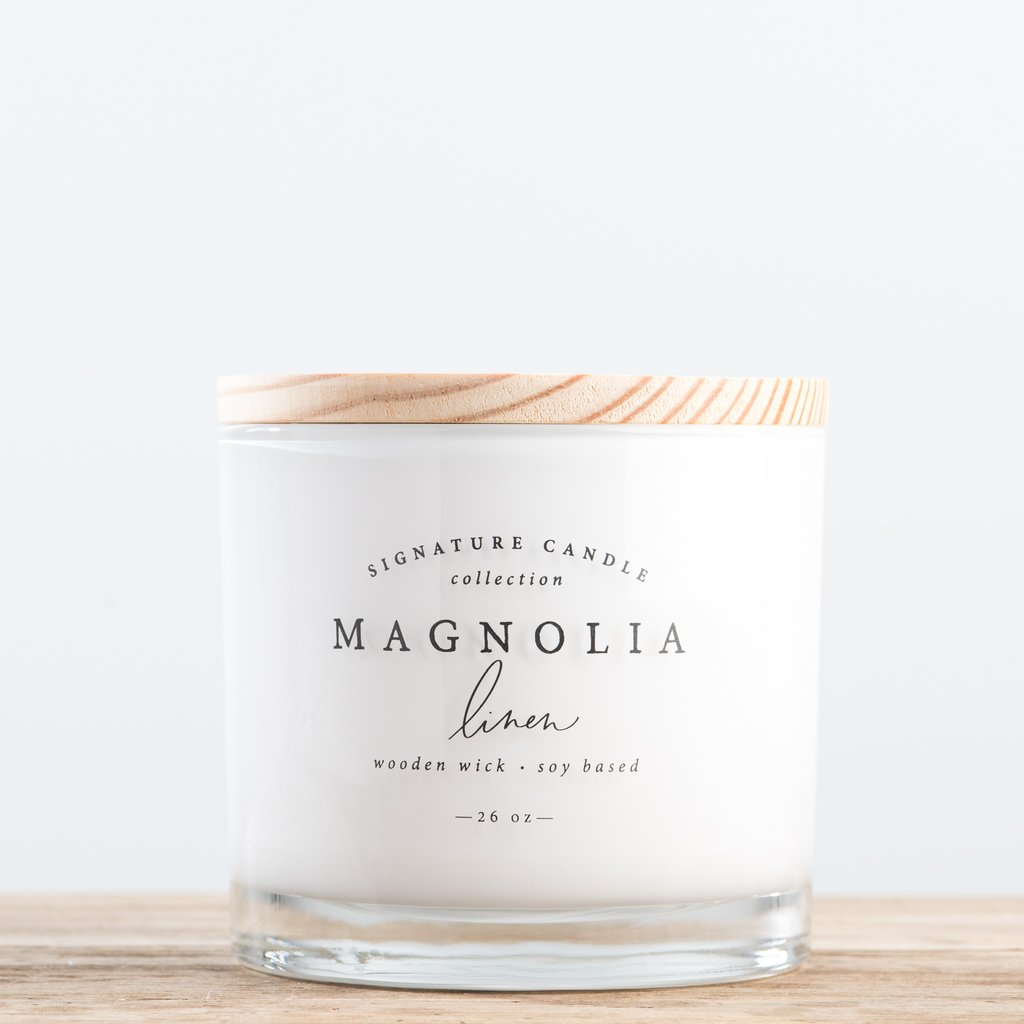 Joanna Gaines Reveals the One Successful Magnolia Item She's Kept the Same for 10 Years 2018-magnolia-big-linen-candle_1_1024x1024