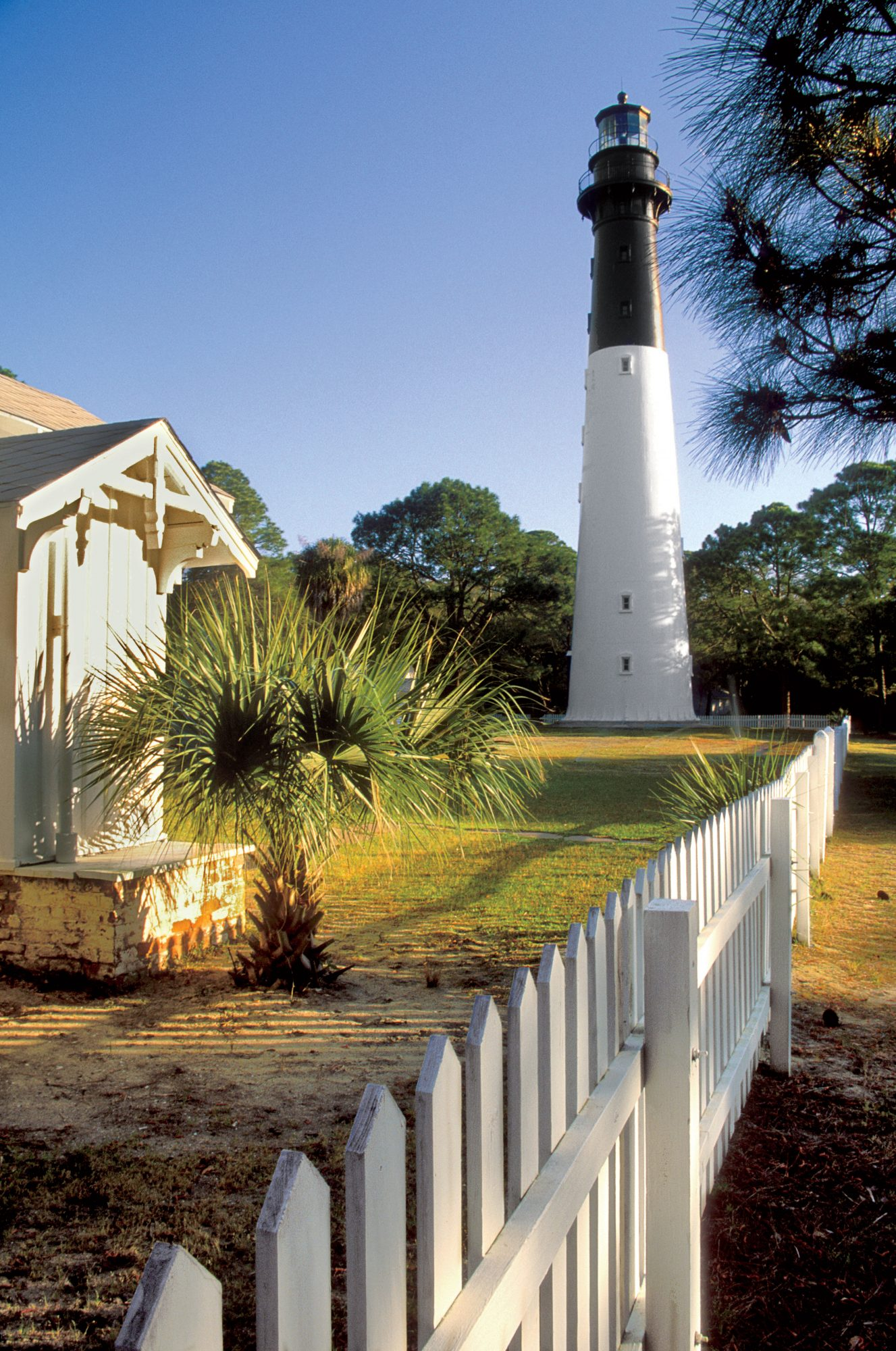Hunting Island State Park in South Carolina