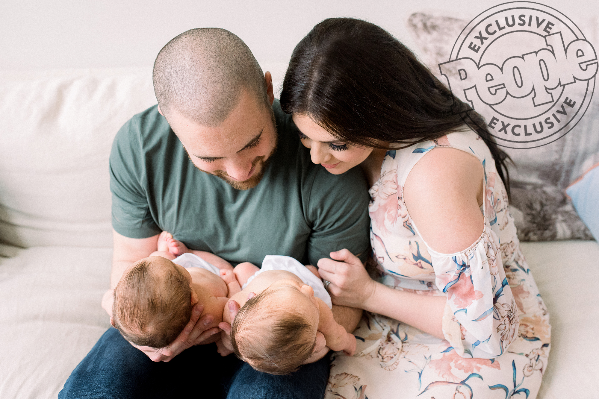 Hillary Scott's Husband Chris Tyrrell Steps Back from Lady Antebellum to Care for Their Twins 31