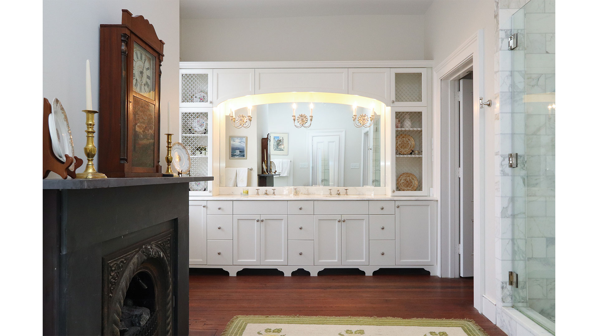 Southern Living 44 Battery Charleston Master Bathroom