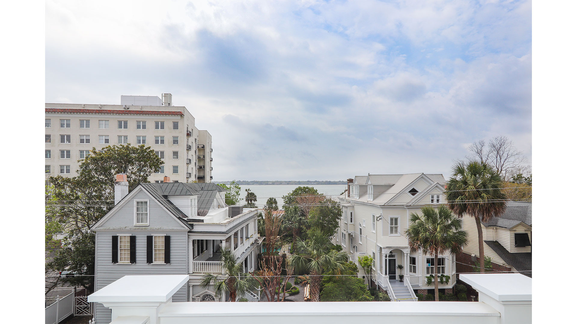 Southern Living 44 Battery Charleston View