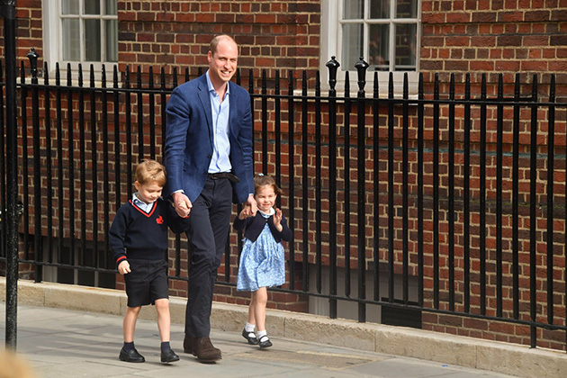5 things you need to know about the Royal Nanny Prince-William-Princess-Charlotte