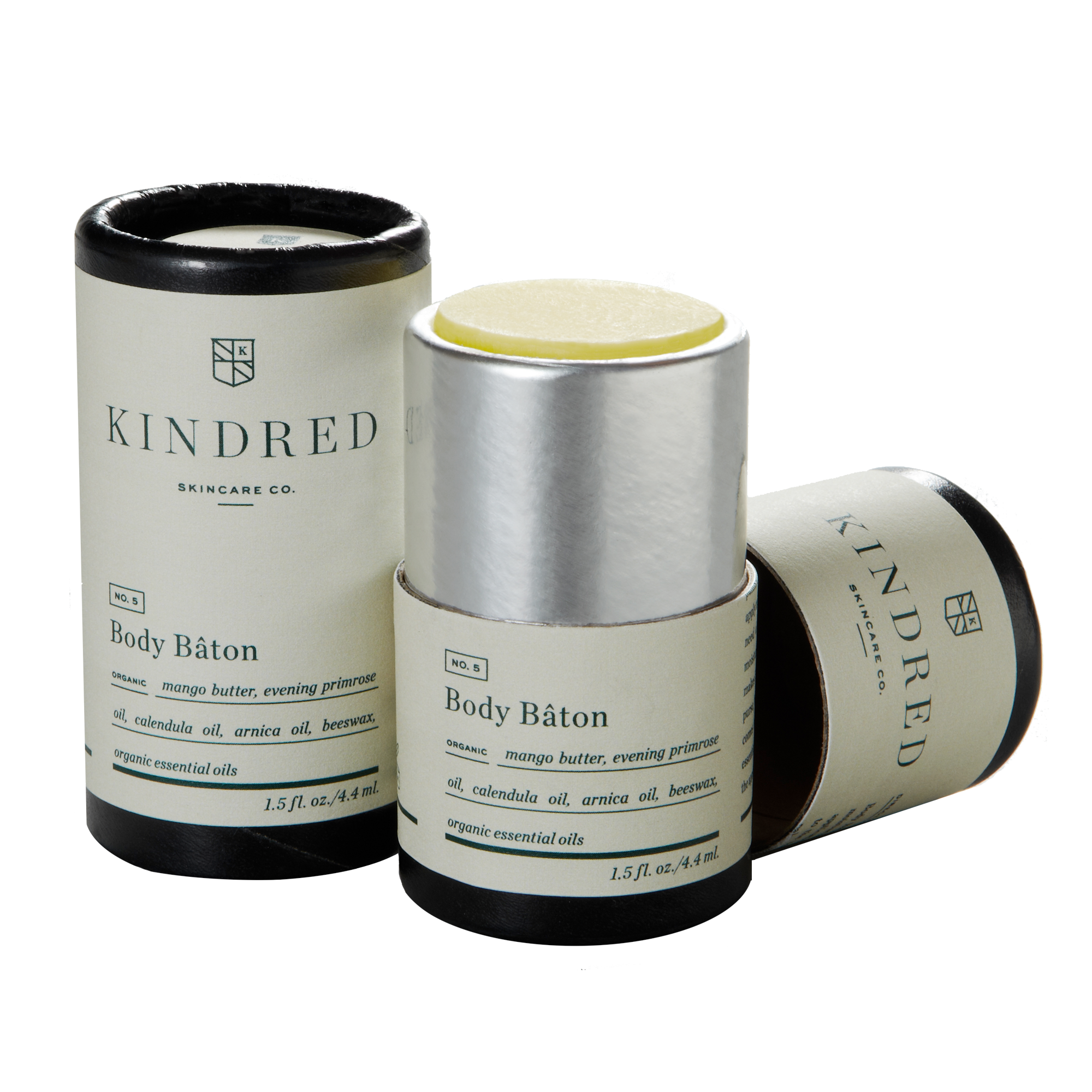 Kindred Skincare Co. Body Bâton