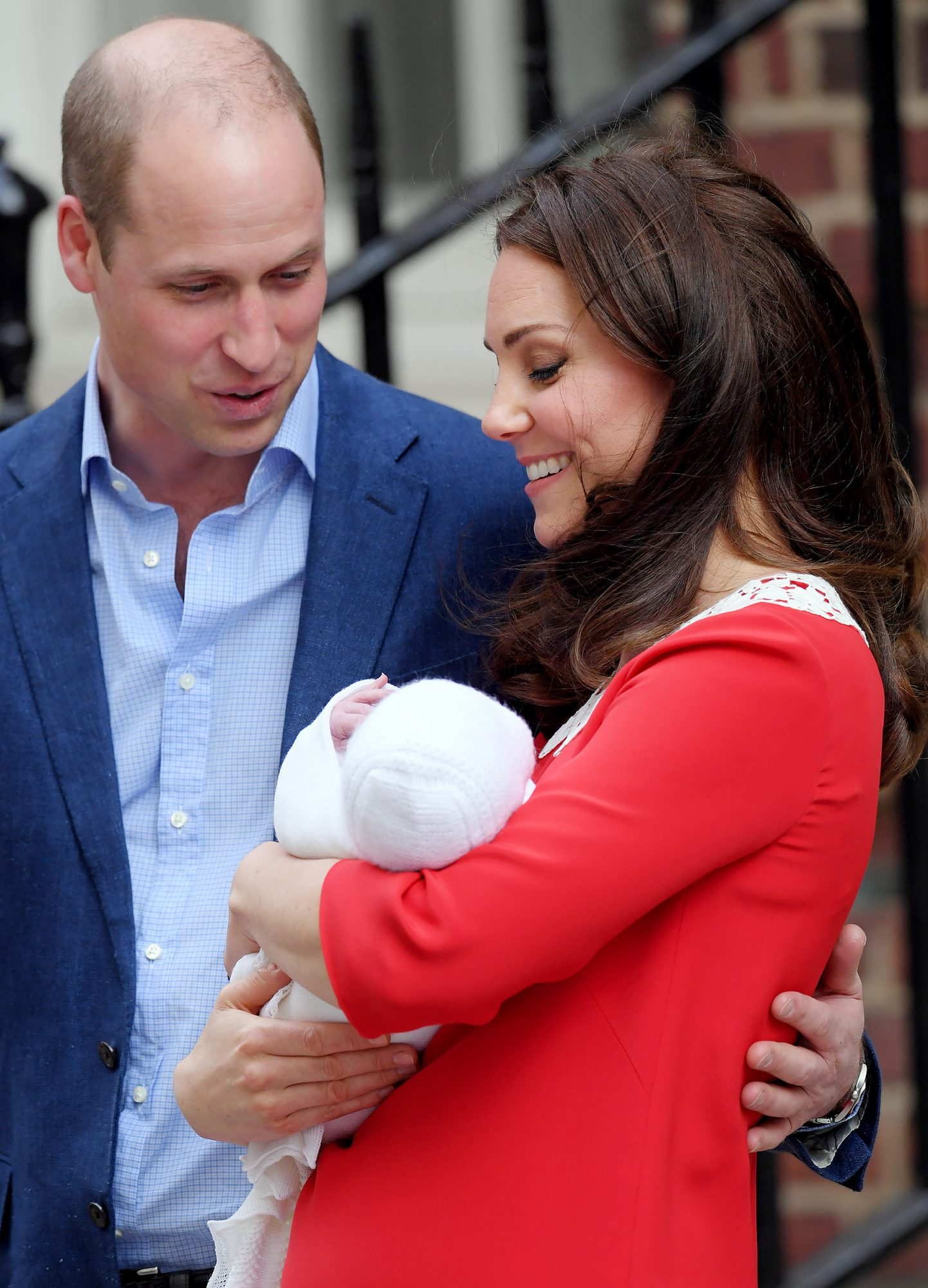 Prince William and Kate Middleton Celebrate Their Anniversary for the First Time as a Family of 5 catherine-28