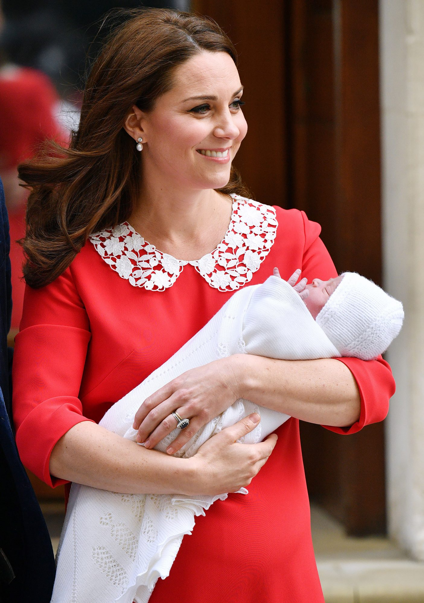 The Reason Kate Middleton Could Go for Baby Number 4 catherine-a13