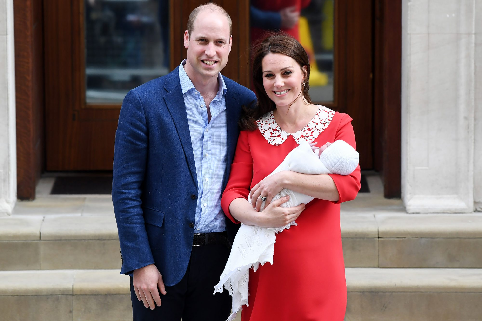 Prince William and Kate Middleton Celebrate Their Anniversary for the First Time as a Family of 5 catherine-b3