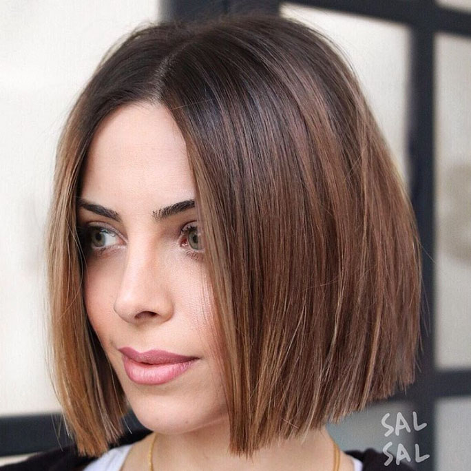 Excellent One Length Haircuts Thatill Convince You To Ditch Those Layers Schematic Wiring Diagrams Phreekkolirunnerswayorg