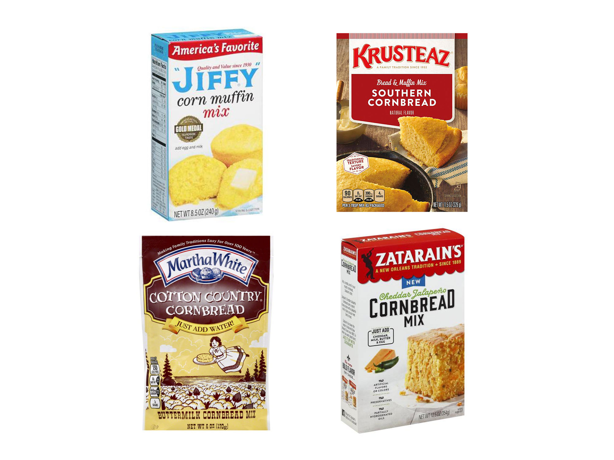 This Is The Best Boxed Cornbread Mix Southern Living