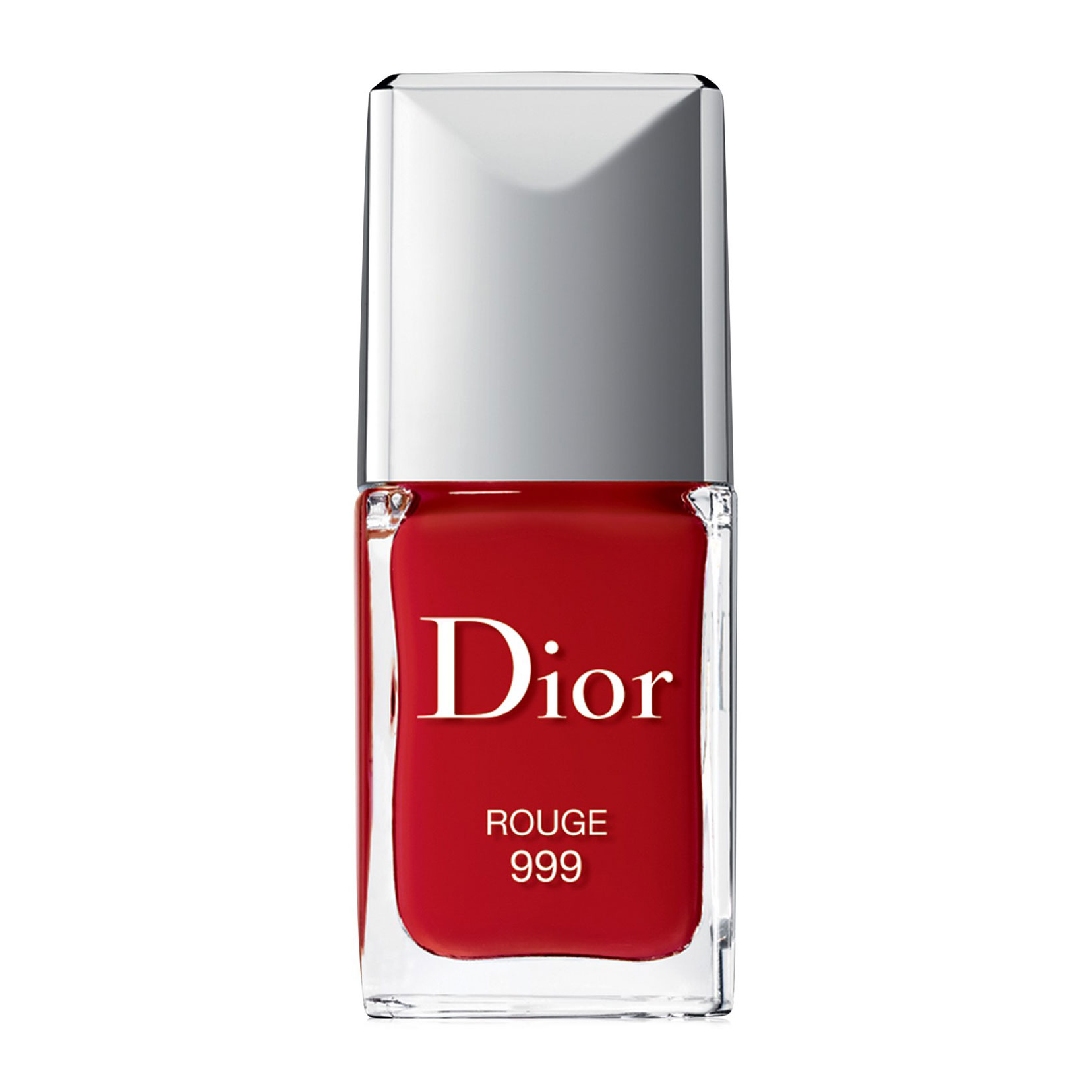 Dior Vernis Gel Shine Long Wear Nail Lacquer in 'Rouge 999'