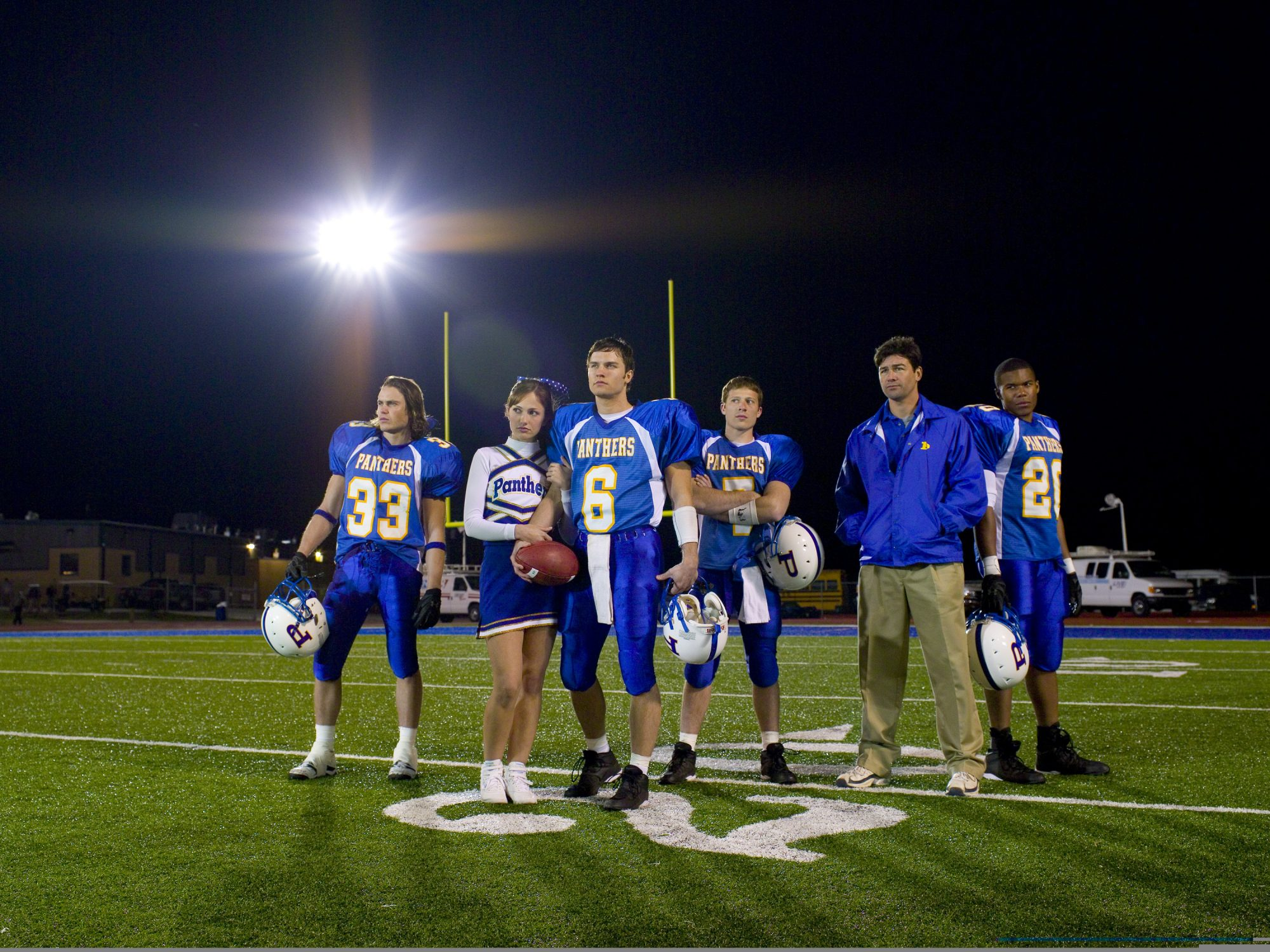 Southern Living Friday Night Lights Amazon Prime