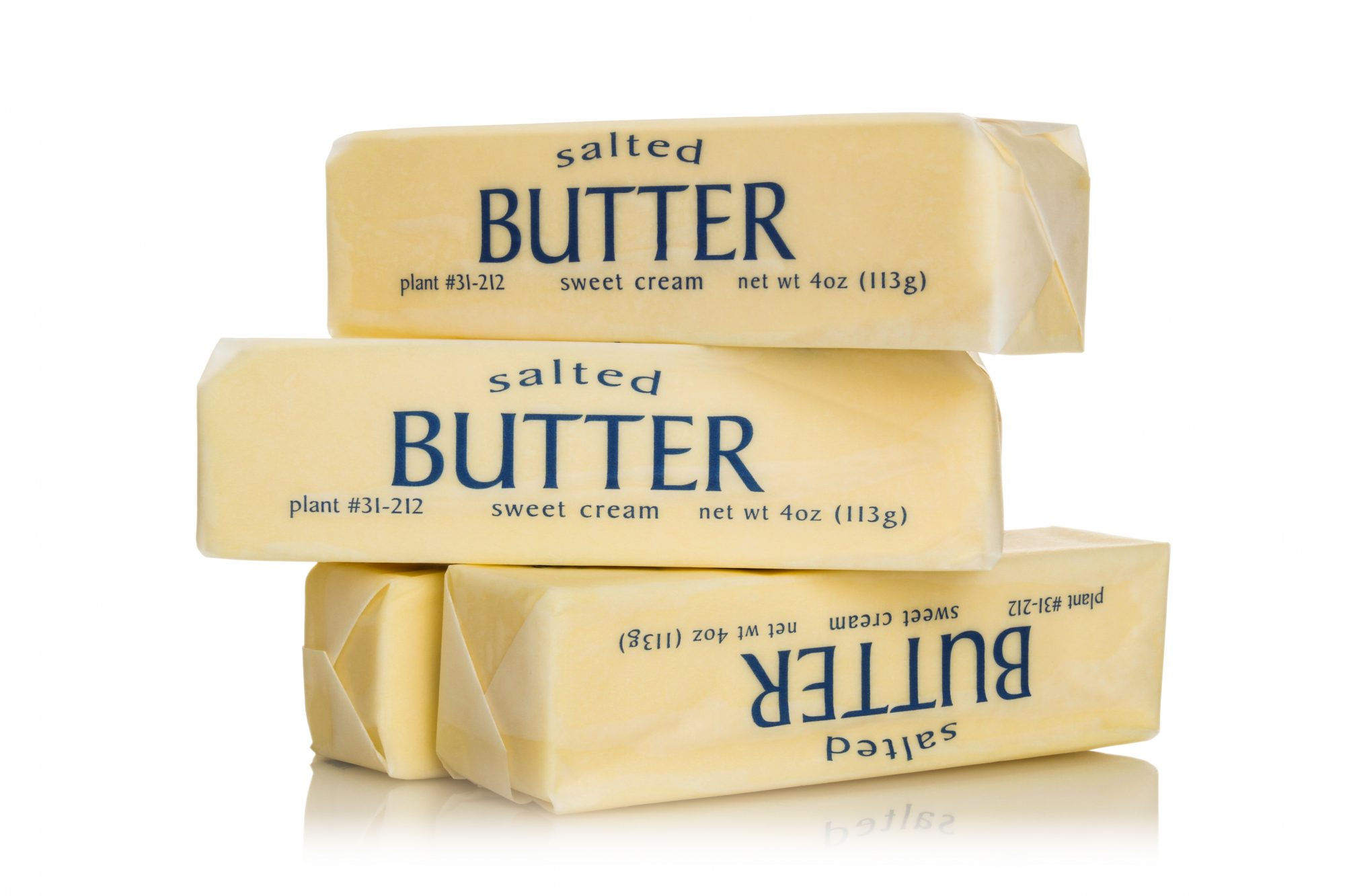 Southern Living Return of Salted Butter