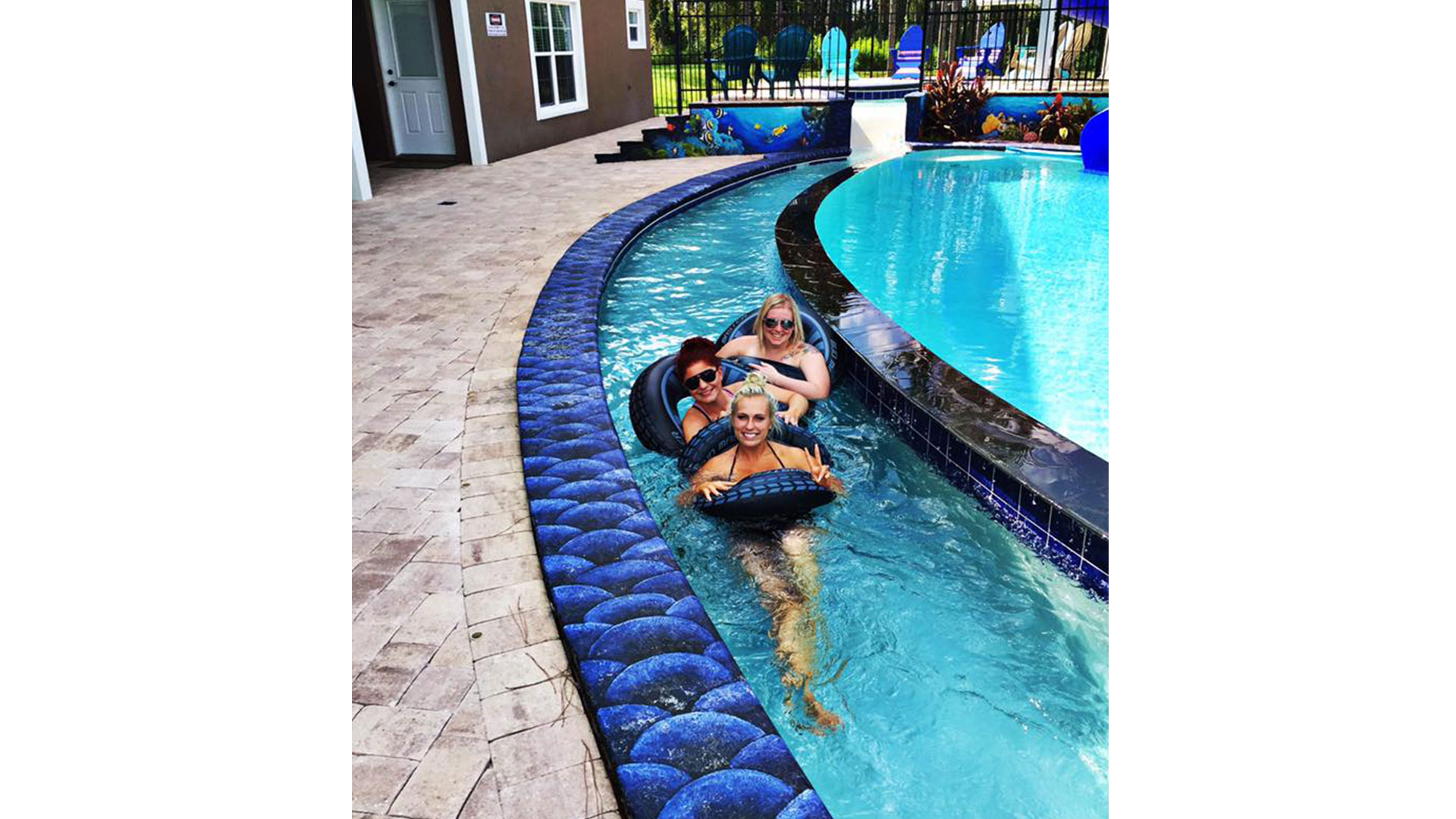 Southern Living Great Escape Lakeside Lazy River