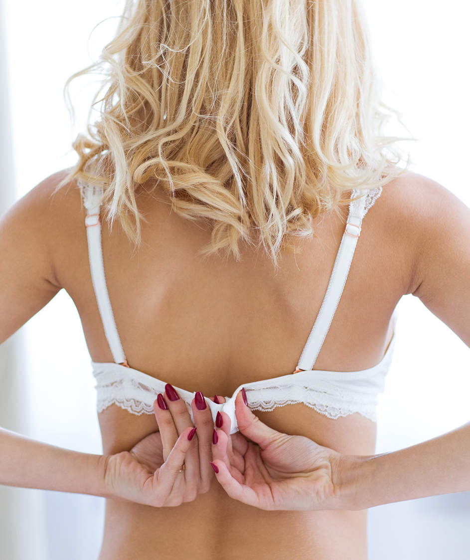 The One Mistake You're Making With Your Bra