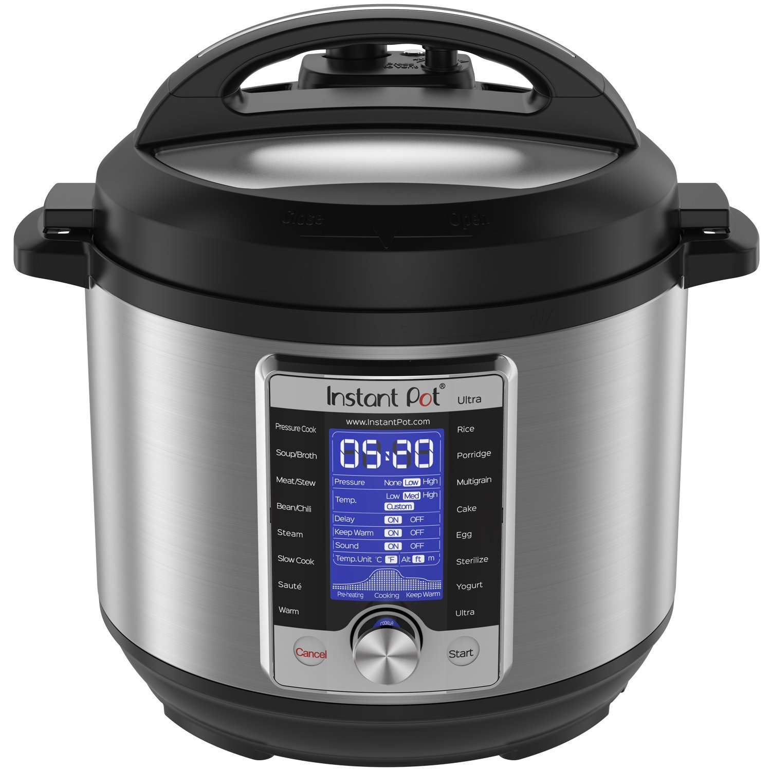 A Definitive Buying Guide for the Cult Favorite Instant Pot — Including the Fancy New 'Instant Pot Max' instantpot-ultra