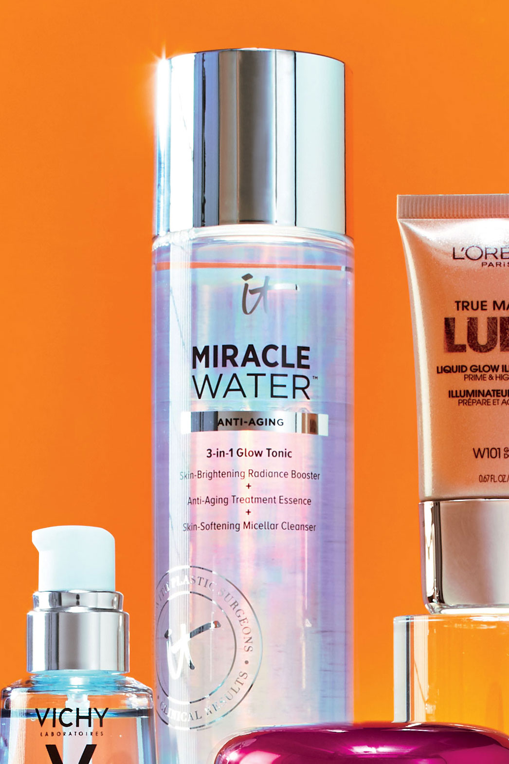IT Cosmetics Miracle Water 3-in-1 Glow Tonic